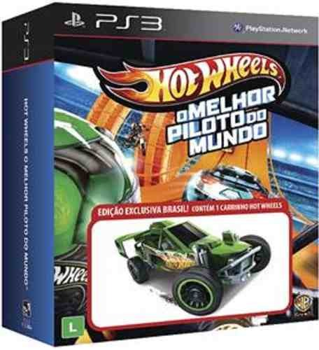954cfa9f03 jogo infantil portugues hot wheels ps3 carrinho - Retro Games